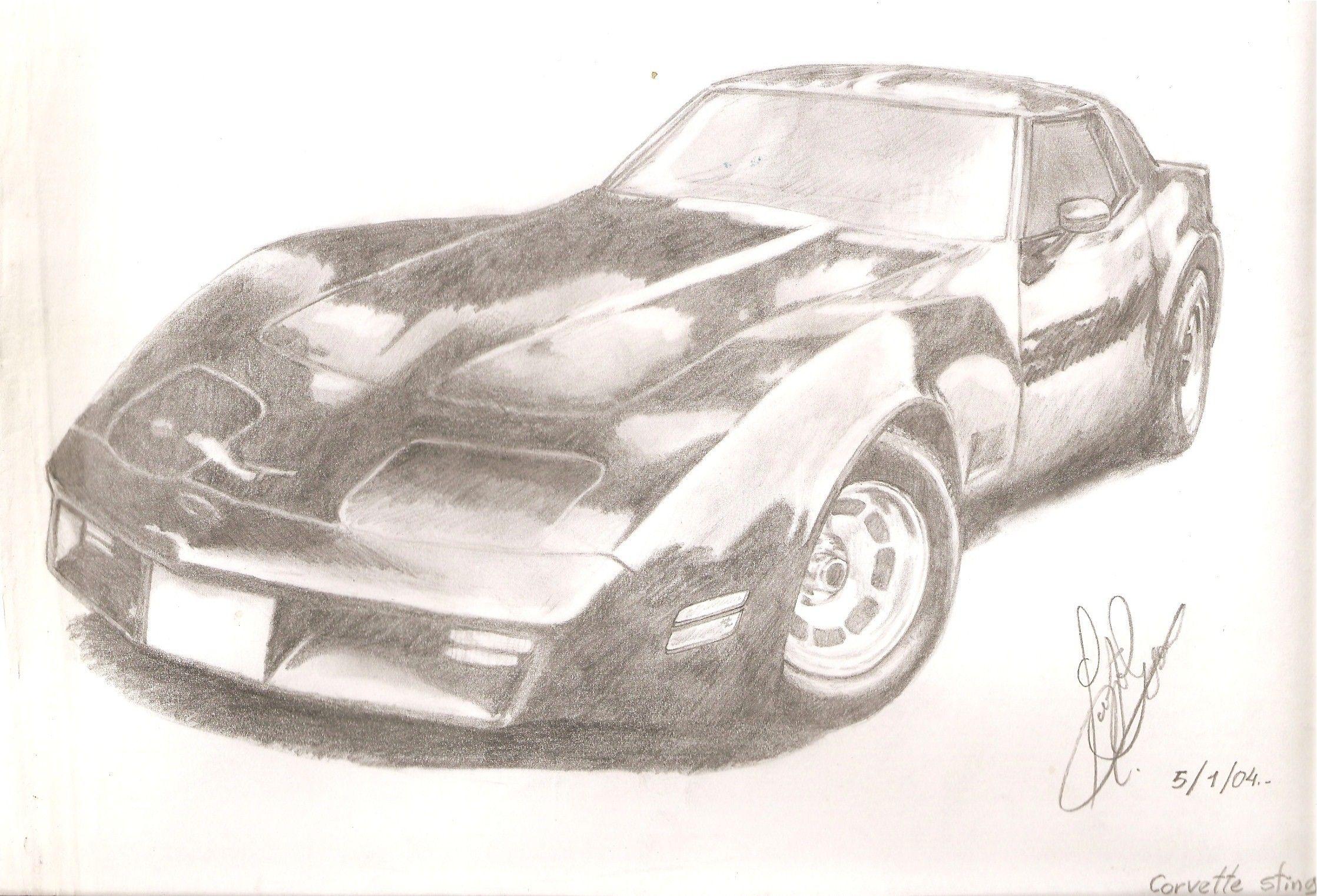 Corvette 1982