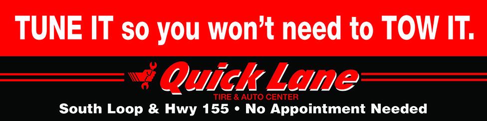 Quick Lane Tune It Media Planning Brand Marketing Ad Agency