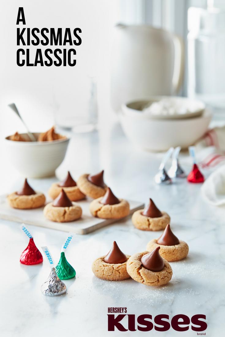 Bake Some Holiday Love With Hersheys Kisses Chocolates