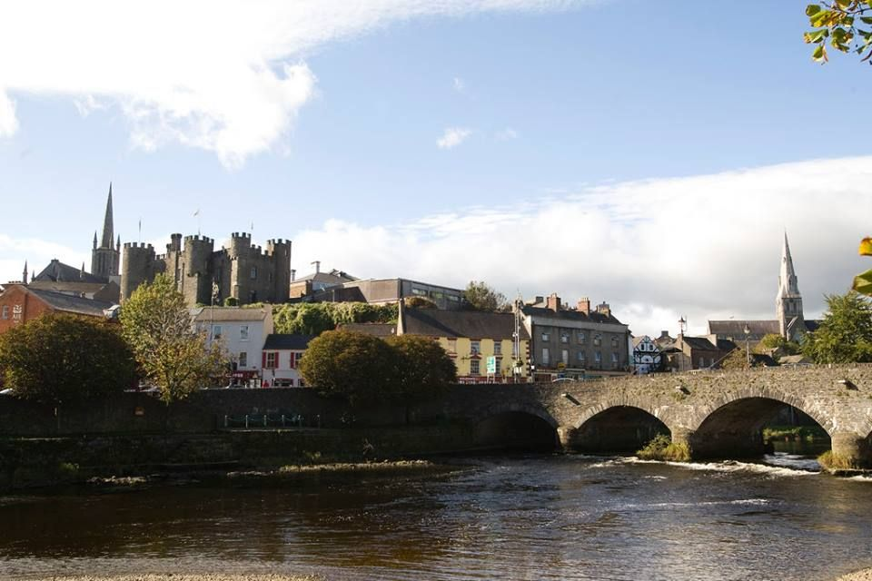 """Enniscorthy Castle, County Wexford. """"Enniscorthy..the finest place in the world"""" - James Joyce (a shame he mistakenly said it was in Wicklow instead of Wexford!) For more of Ireland's best castles, click here: http://irsh.us/1wYajly (Credit - Gemma Shannon/Ireland's Content Pool)"""