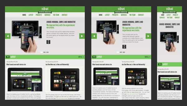 Responsive Web Design 50 Examples And Best Practices Responsive Web Design Web Layout Design Web Design