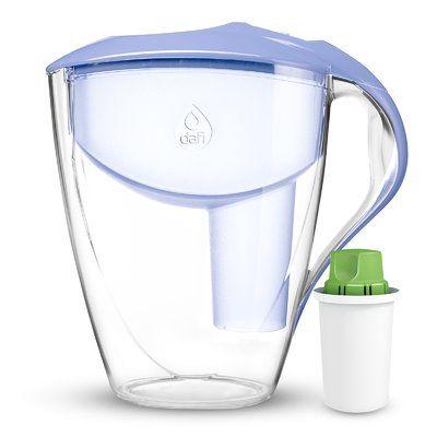 Dafi Alkaline Astra Water Filtration Pitcher Water Filter