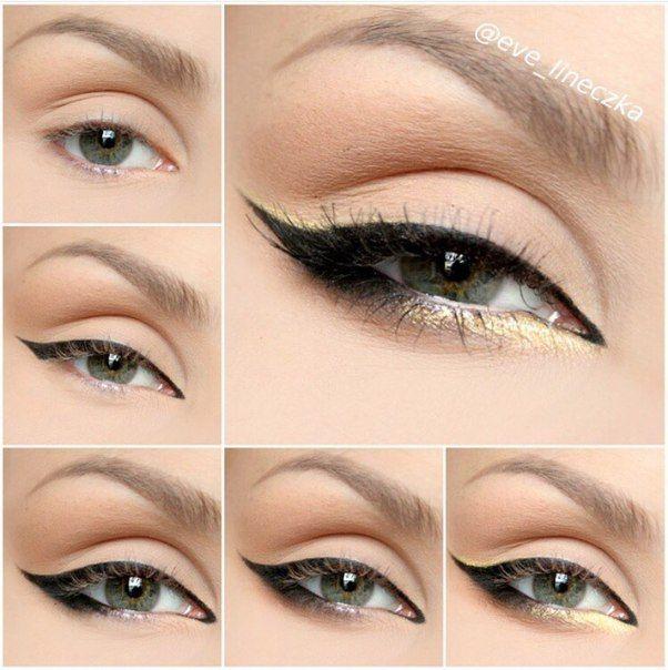 Tutoriale Machiaj Ochi Verzi 17 Machiaj Eye Makeup Evening Eye