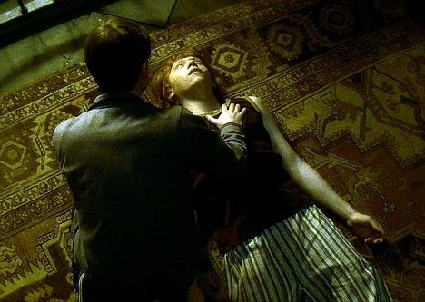 Sneak Peek Ron Weasley Collapses After Swallowing Poison In New Harry Potter Trailer Harry Potter Trailer Weasley Ron Weasley