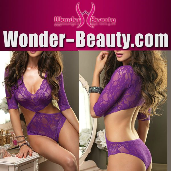 #sexy teddy lingerie, #purple teddy lingerie, #charming lace lingerie