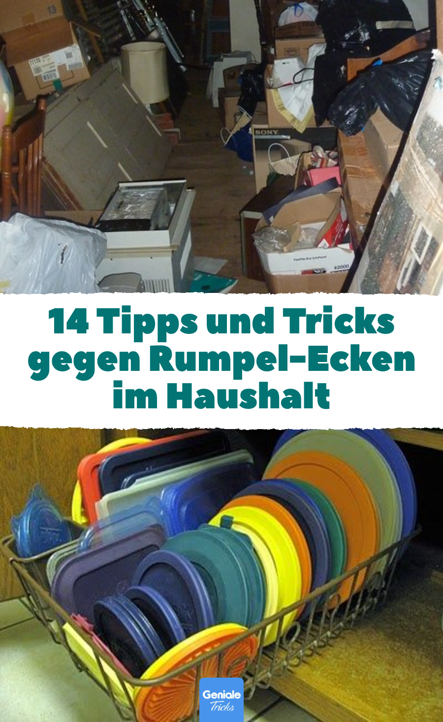 Photo of 14 Ideen gegen typische Schmuddelecken im Haus