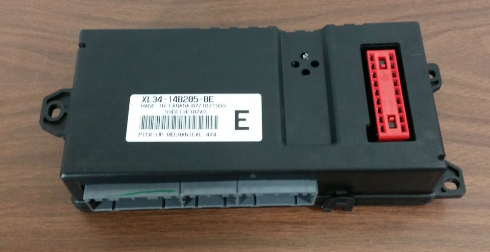 9904 Ford F150 F250 4x4 Gem Multifunction Control Module Oem Xl34 Rhpinterest: Ford Explorer Gem Module Location At Gmaili.net