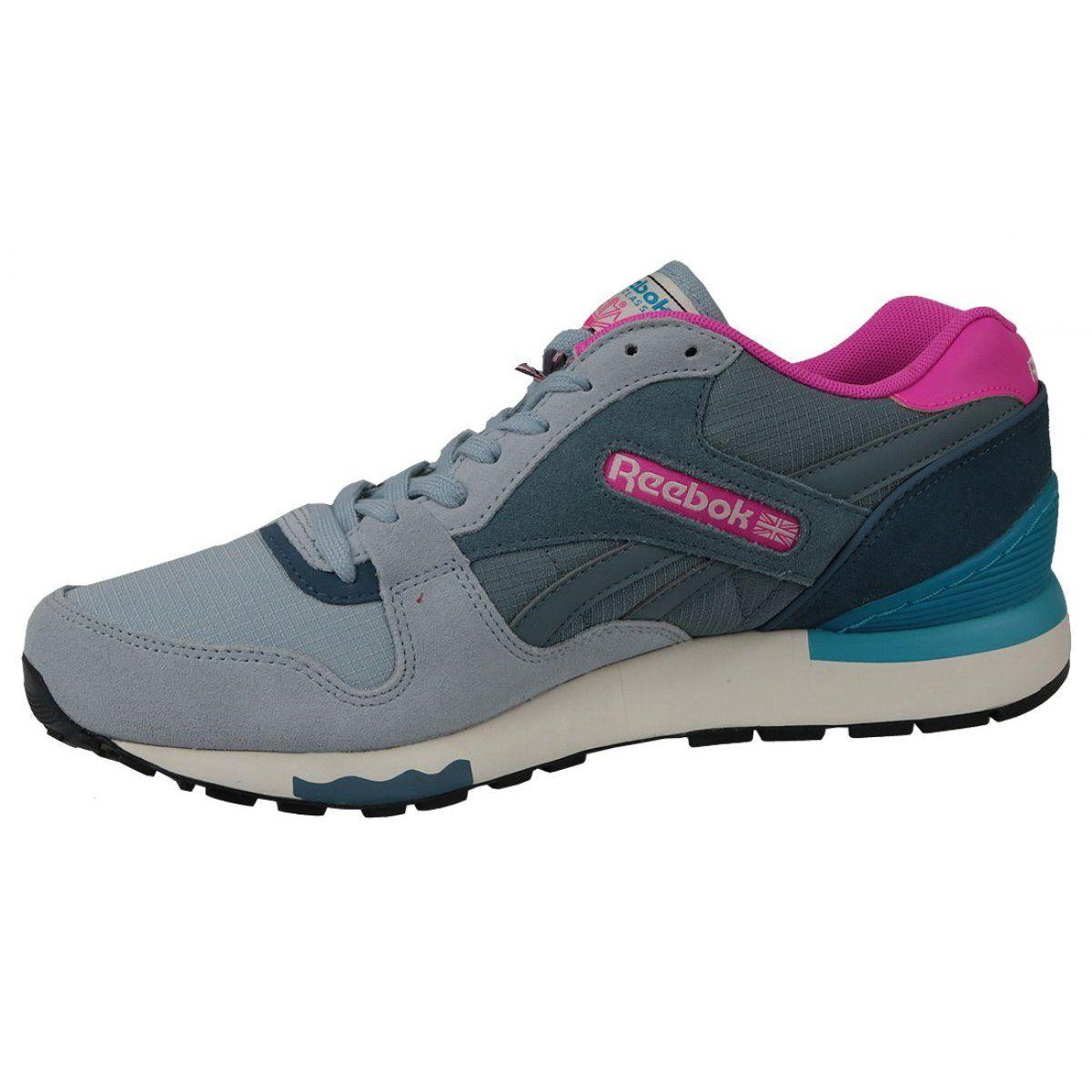 Buty Reebok Gl 6000 Out Color W Bd1579 Szare Sport Shoes Women Sports Footwear Reebok