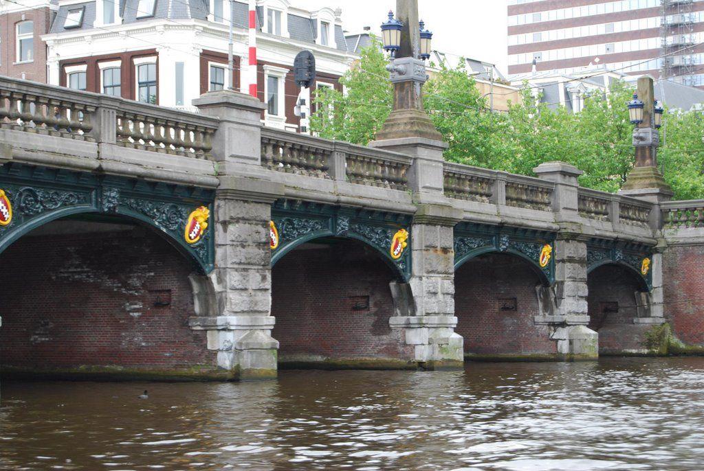 Puentes de Amsterdam