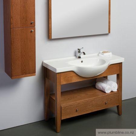 Rhine 1100 1 Drawer Vanity Rhine Bathroom Furniture Bathroom Vanity Bathroom Furniture Bathroom