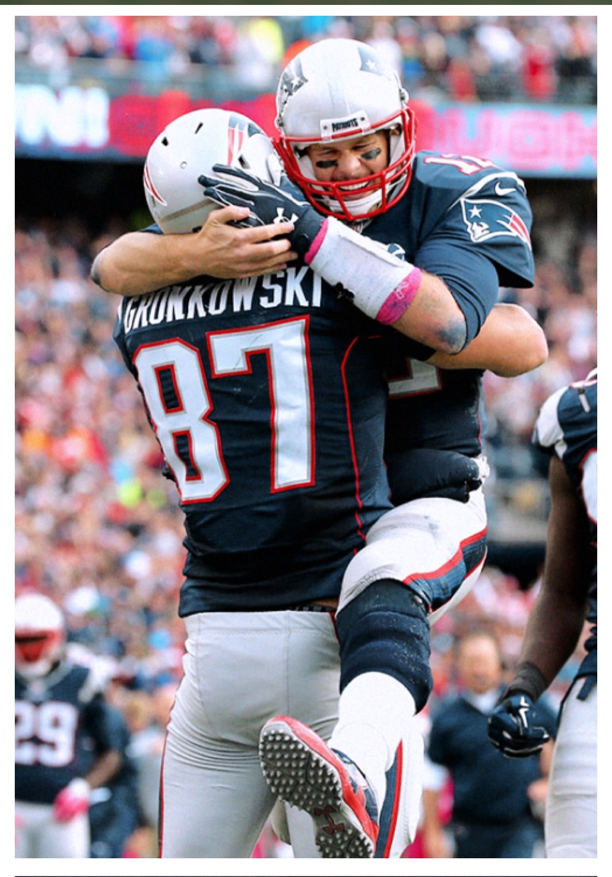 I Can T Wait To See This Again New England Patriots Nfl Patriots Patriots