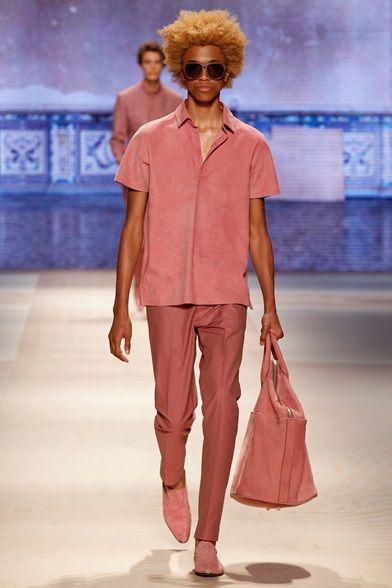 Sfilata Etro Milano Moda Uomo Primavera Estate 2016 - Vogue