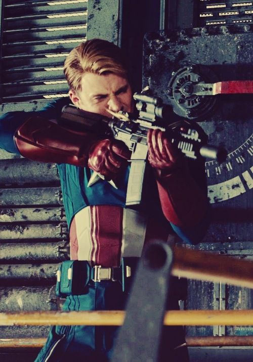 Captain America- such a good movie
