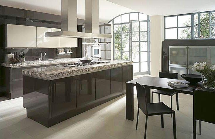 cocina moderna | Cocinas / Cuisine / kitchen | Pinterest | Cocina ...