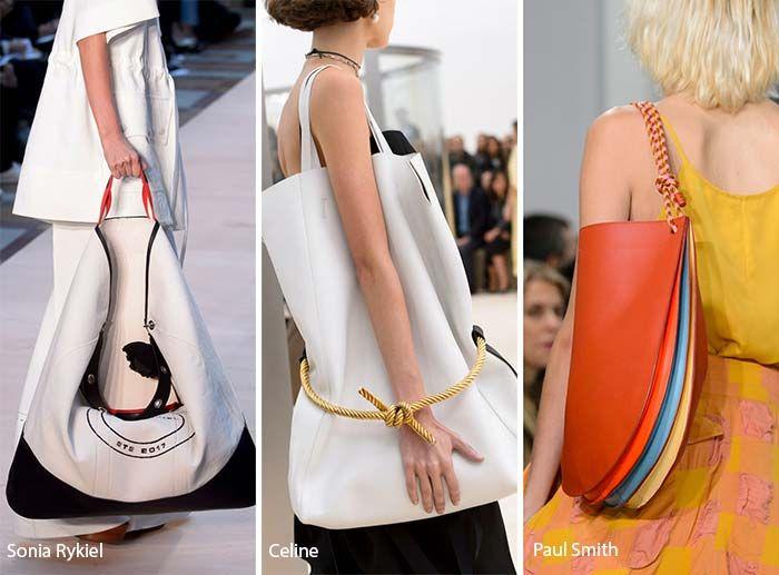 Spring/ Summer 2017 Handbag Trends: Tote Bags