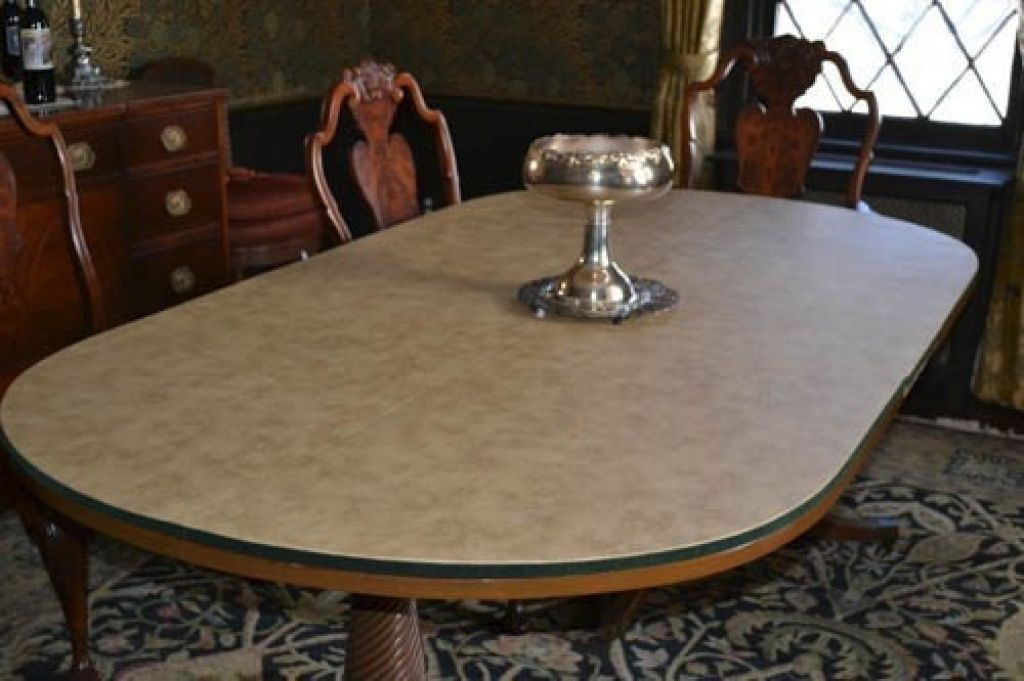 Round Table Protector Furniture Clear Plastic Protector Circle