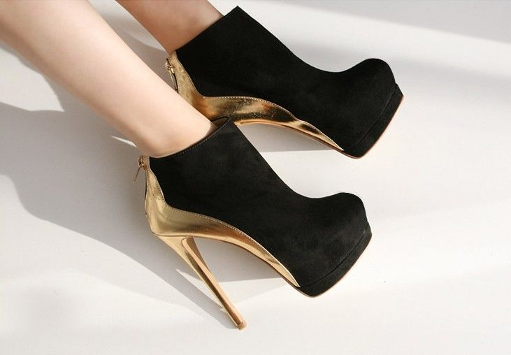 1000  images about Shoes on Pinterest | Pump, Gold platform heels ...