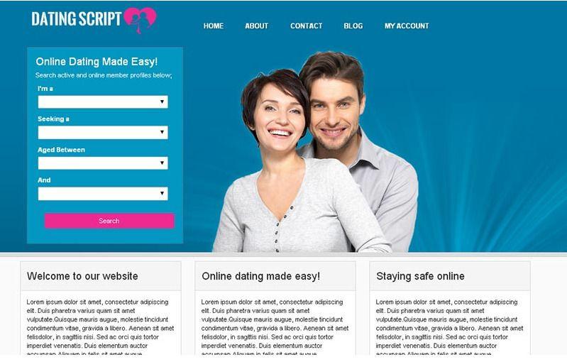 Match making websites