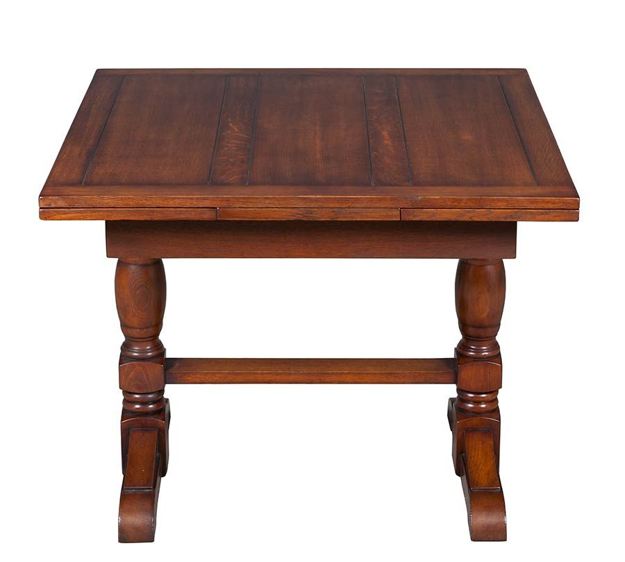 Antique Refectory Style Pub Table