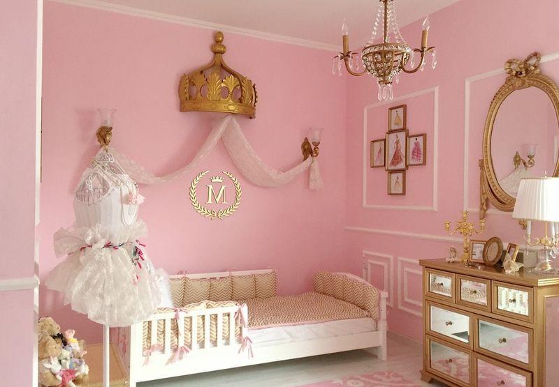 20 Whimsical Toddler Bedrooms For Little Girls Princess Room