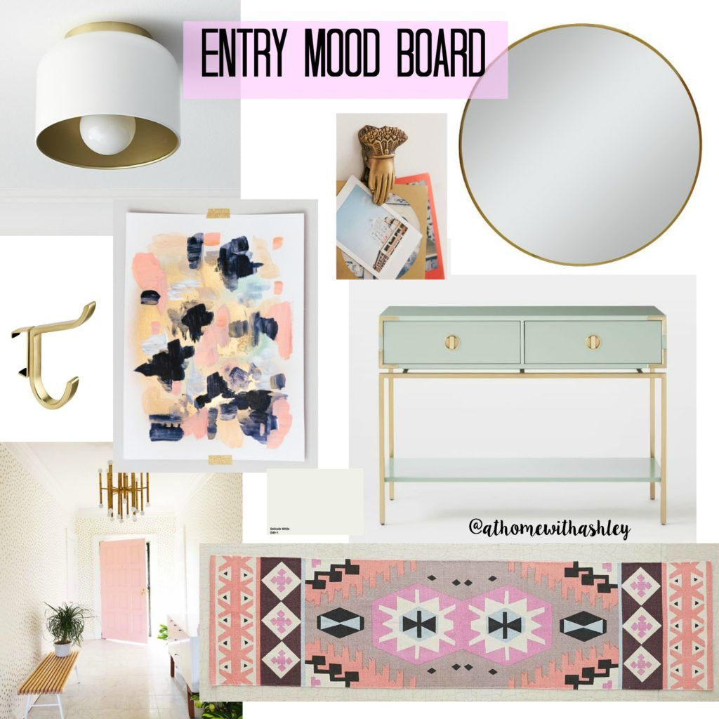 Master bedroom entry  Entry Makeover here we come  Mood boards Decor styles and Master
