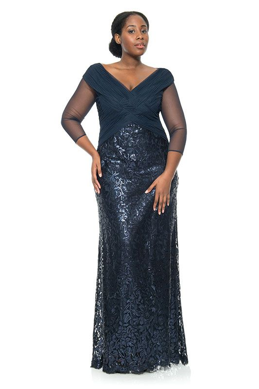 Ladies Plus Size Evening Dresses | After Dark | Adorable ...