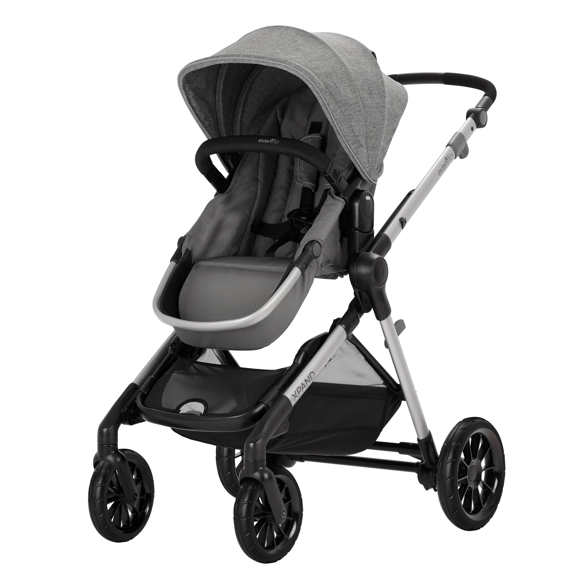 Baby Baby strollers, Double strollers, Evenflo pivot
