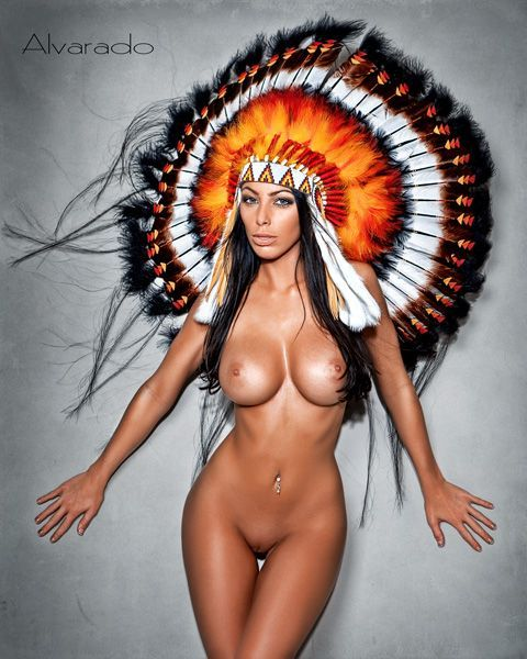 Nude Native American Indian Women