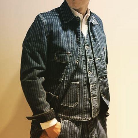 Workware Heritage Clothing 冬至快樂 Vintage Wabash Jacket And