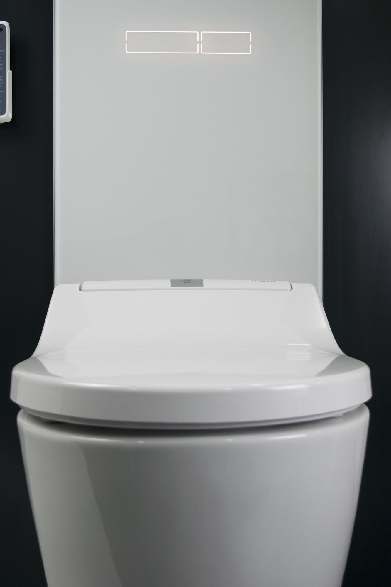 Wc Aufsatz Maro D Italia Di600 Is A Perfect Fit With The Toto Rp Cw552y The