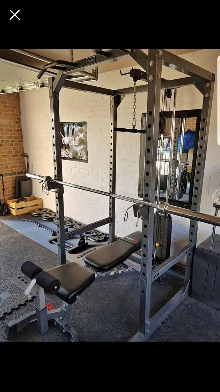 Is this setup worth 750 comes with 130kg weights. the uk is pretty