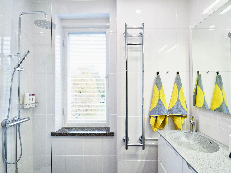 - Kylpyhuoneeseen lisä tilaa makuuhuoneesta - Cotico remontti http://www.cotico.fi/blogissa.php?id=19