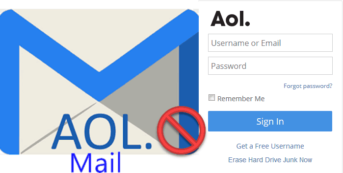 Why Verizon Email for AOL is not working? i Helper