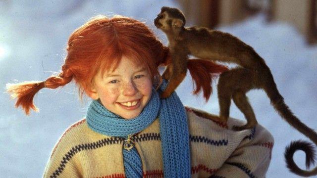 """Astrid Lindgren """"Mama, erzähl mir von Pippi Langstrumpf"""""""