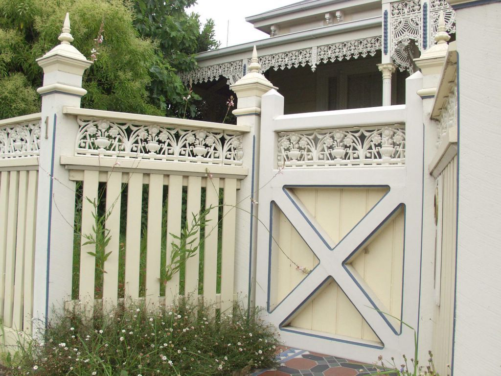 Victorian Fence Designs | Fences | Pinterest | Fences, Victorian and ...