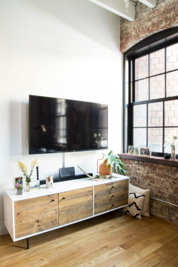 Beautiful Williamsburg Industrial Home 4 | HAUPTDEKORATION | Pinterest | Fawley And  Industrial