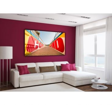 Coney Island on an Art Picture ..