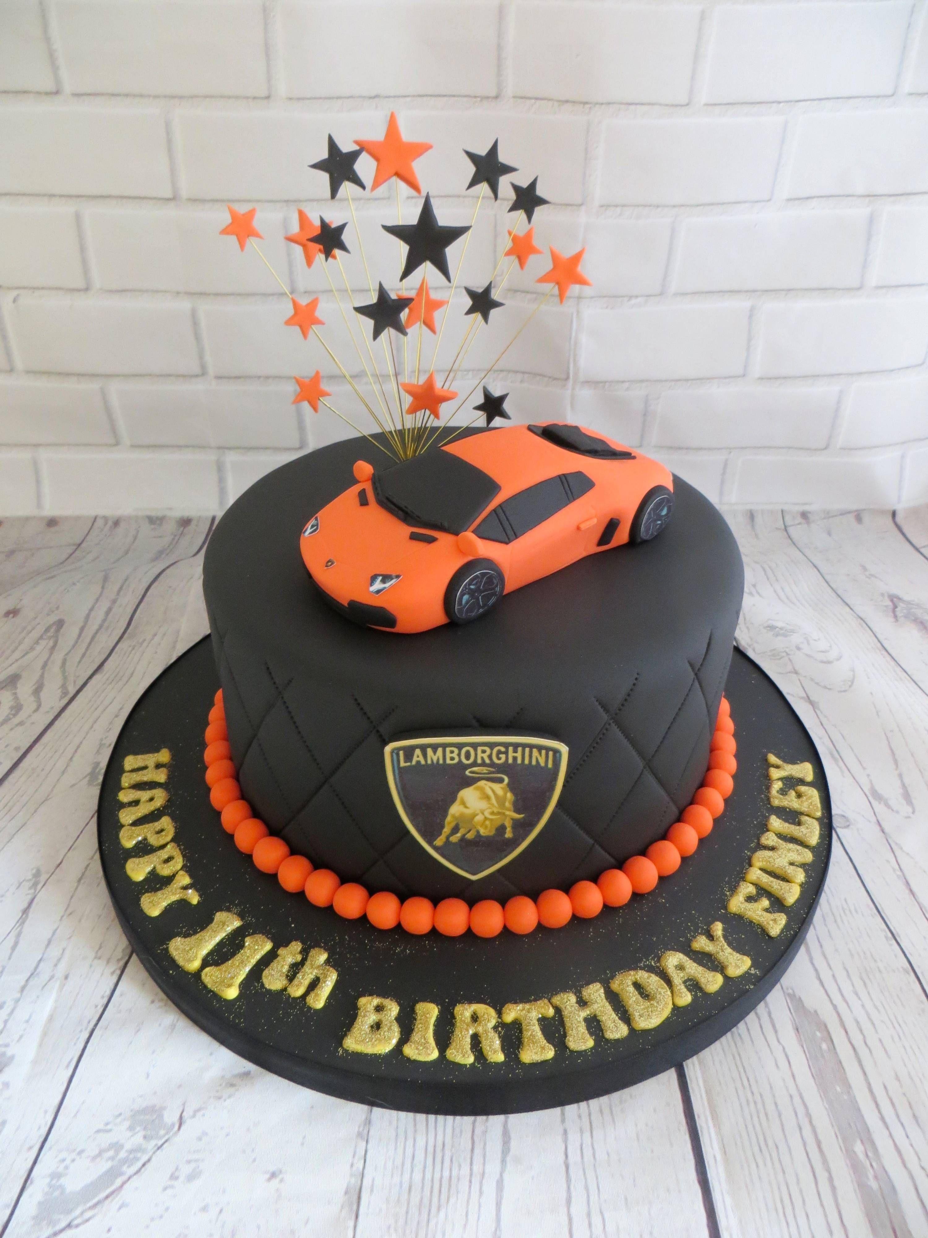 Car Cake Design For Husband