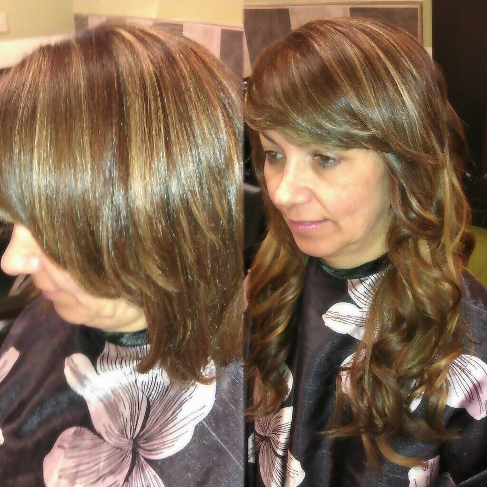 Before And After So Cap Fusion Extensions My Work Pinterest