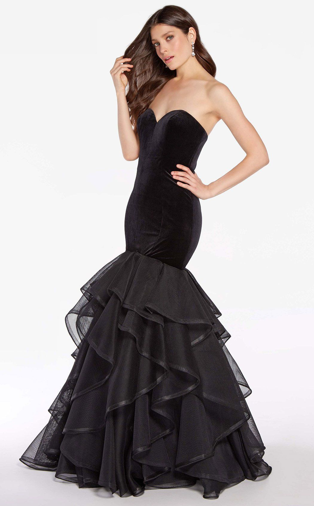 edf602291b6 ... Paris prom or formal dress from an International Prom Association  authorized retailer. Alyce 60228