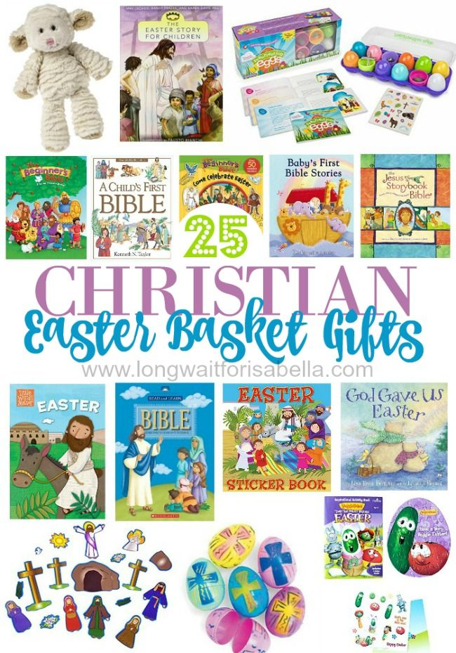 Christian easter basket gifts for kids christian easter basket christian easter basket gifts for kids negle Gallery