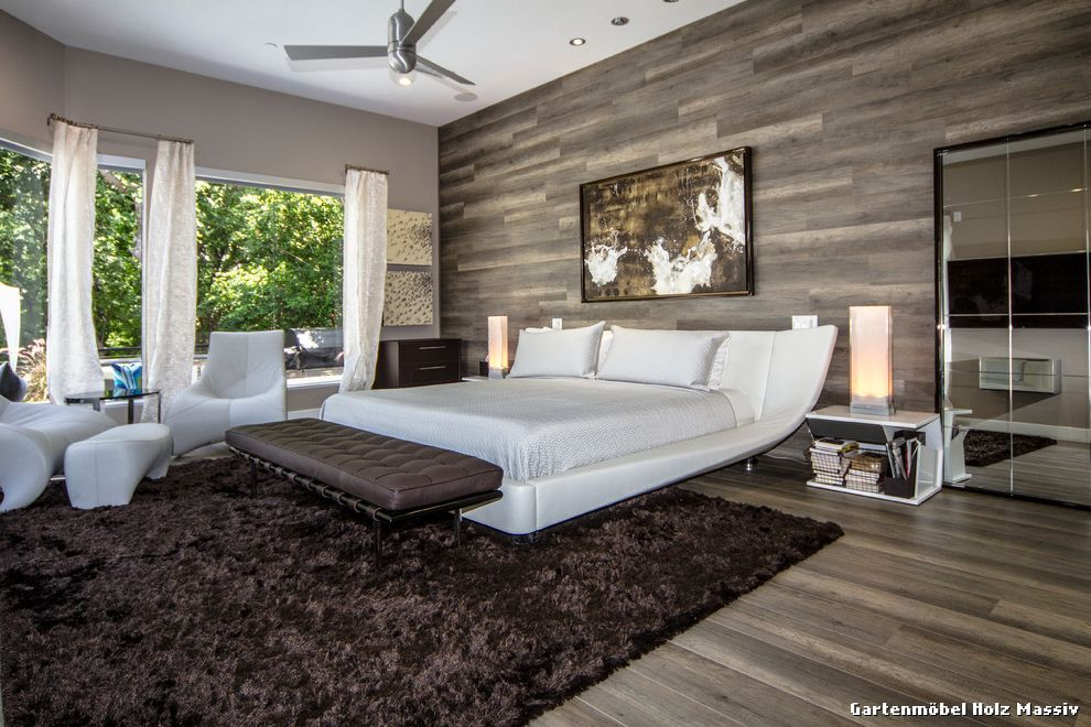 Schön Schlafzimmer Holz Modern