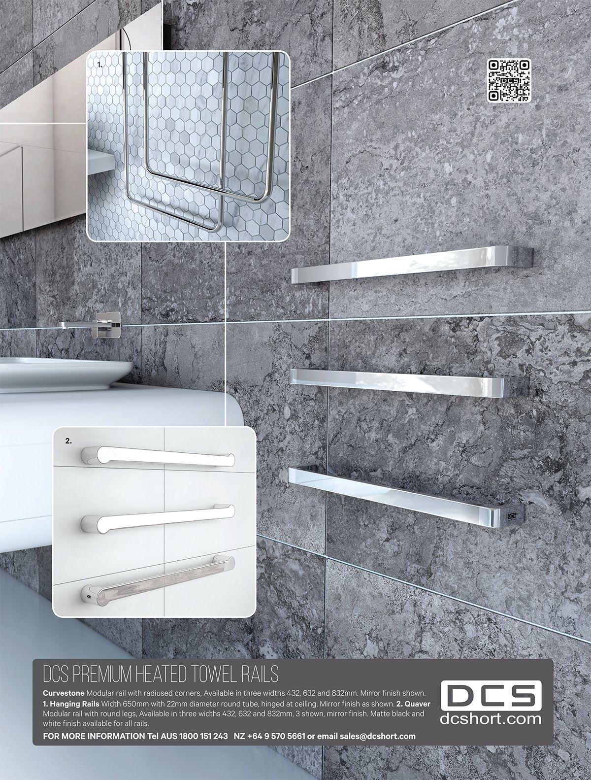Trends 2015 - DCS Heated Towel Rails