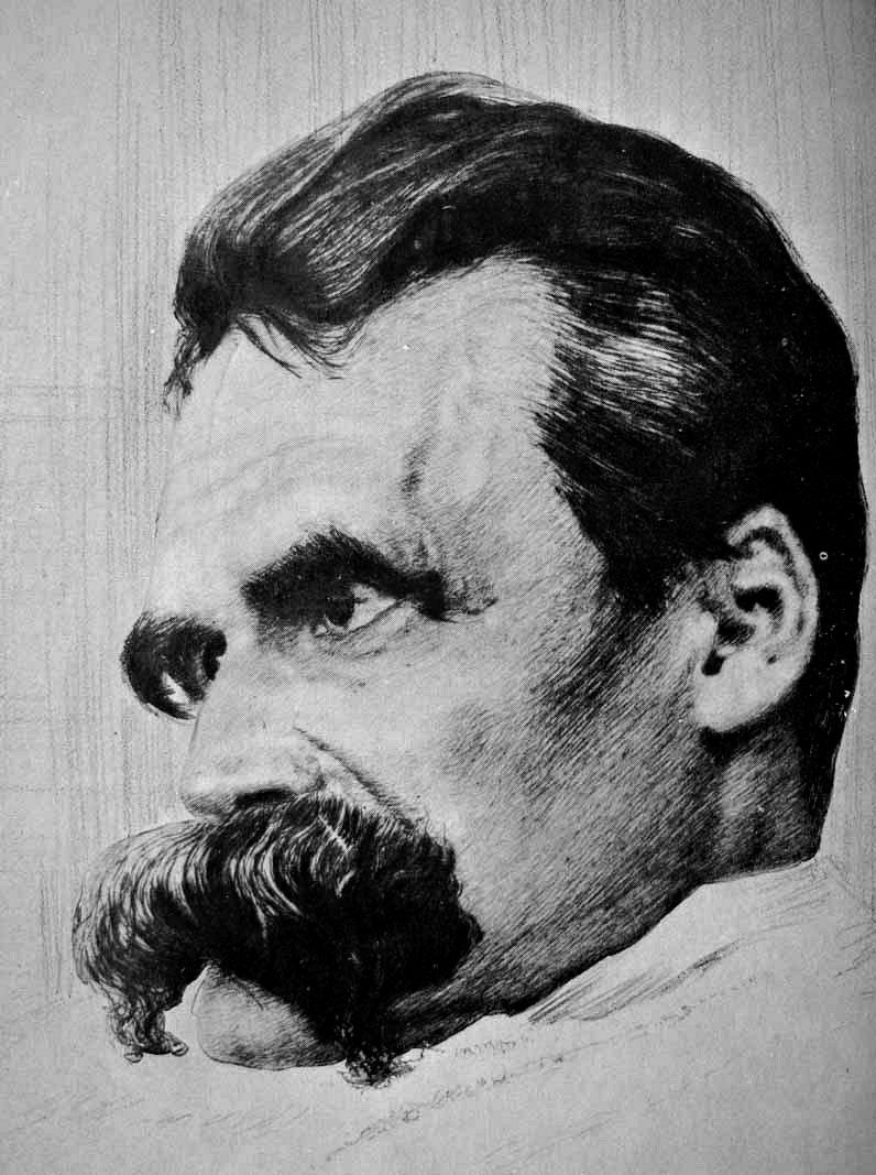 Velvet Wille Zur Macht Friedrich Nietzsche Philosophen