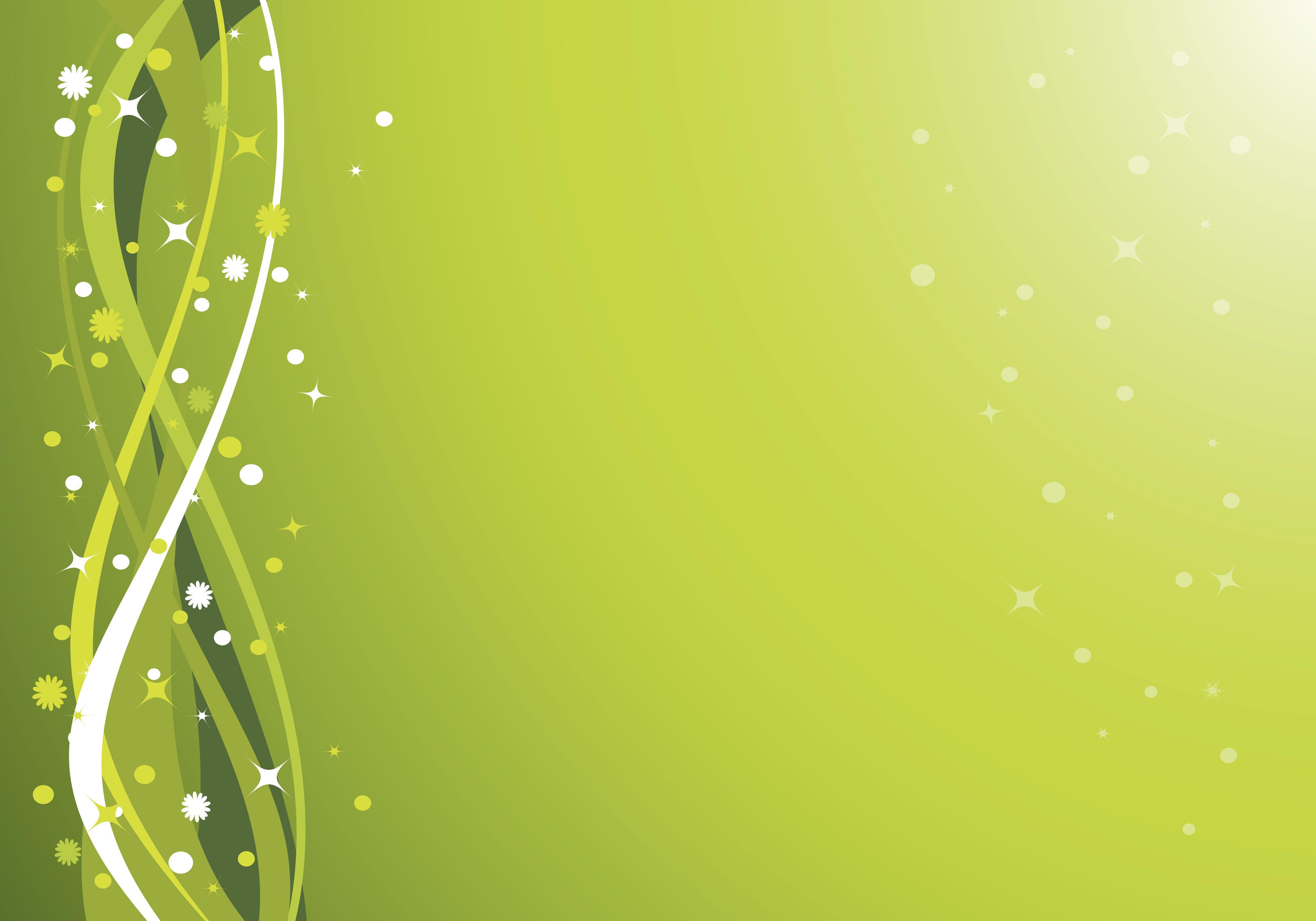 7 Green Background Vector Free Vector 4vector Backgrounds