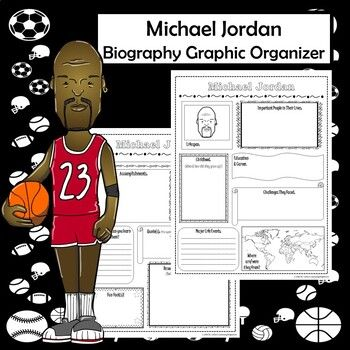 Michael jordan research