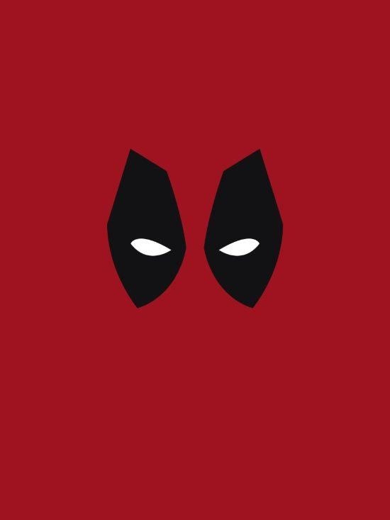 Deadpool Minimalist Poster Art Pinterest Minimalist Poster