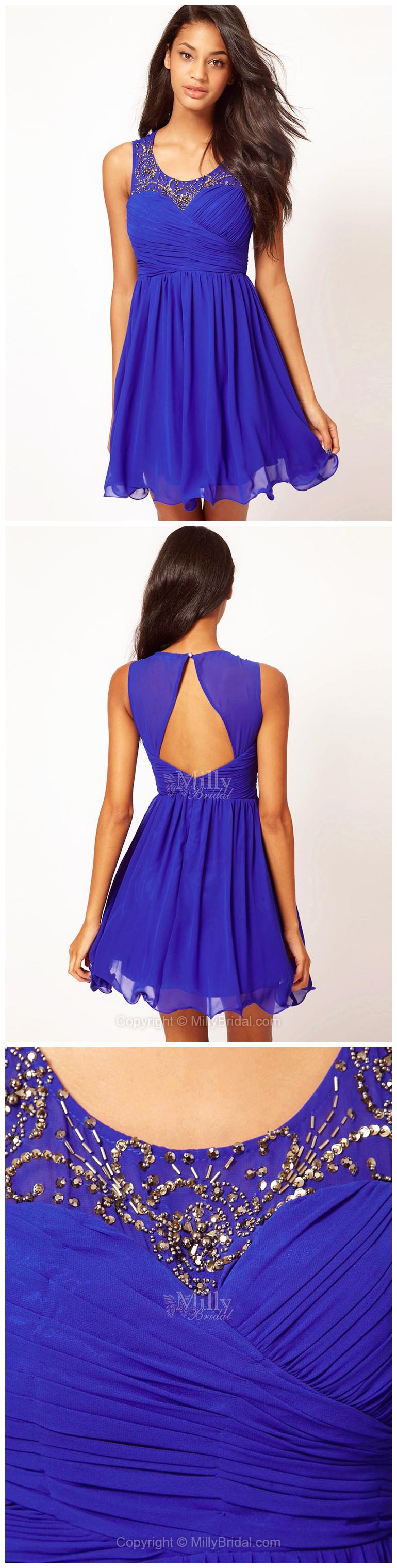 love this back❤ | tablero majico | Pinterest | Vestidos dama ...