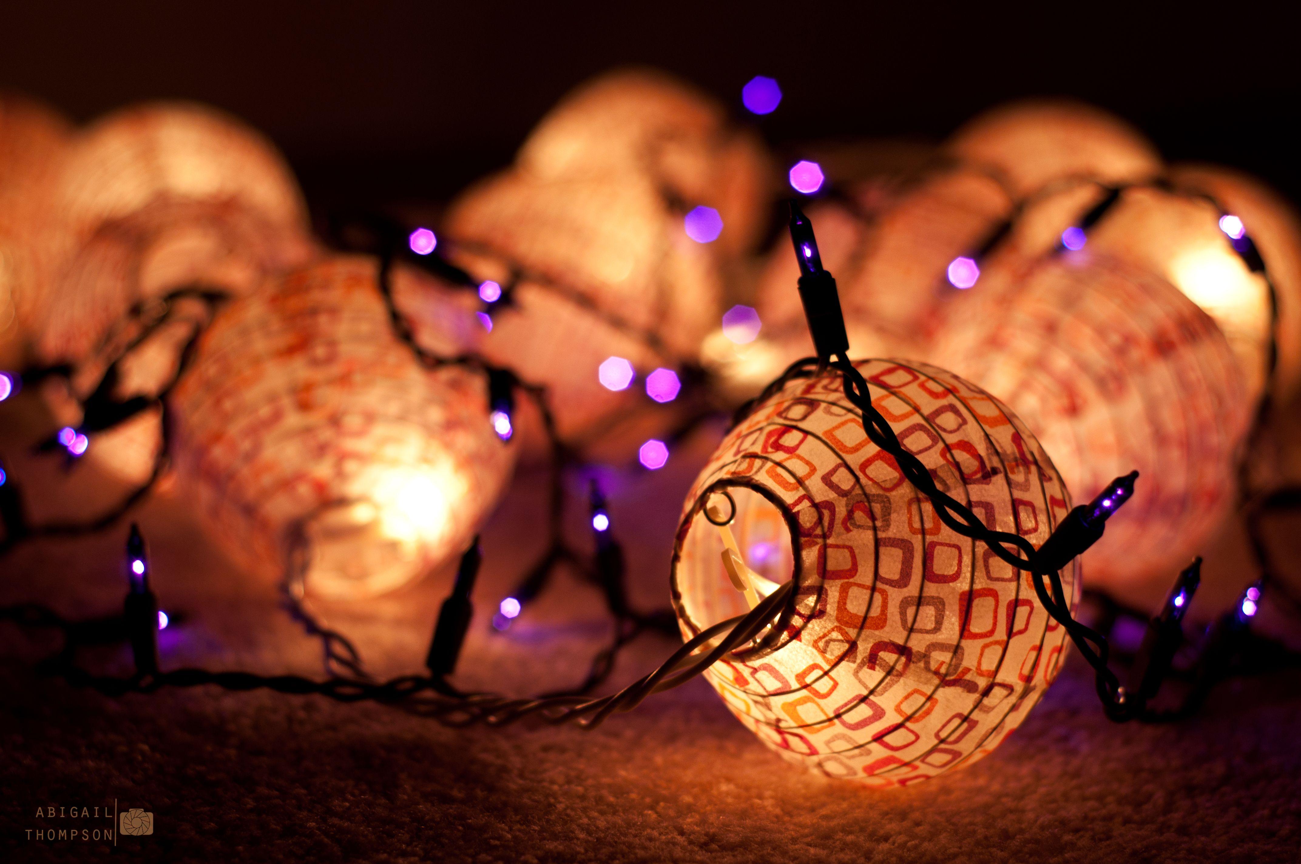 Image For Christmas Lights Photography Tumblr Wallpaper