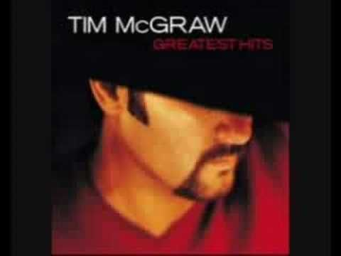 Tim McGraw My Best Friend I Sing This Song To Mommy With Bowen